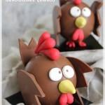 Tutoriel poule en chocolat (Fou de Pâtisserie)