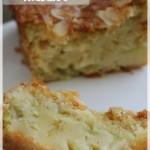 Cake à la rhubarbe et vanille (cake en folie #2)