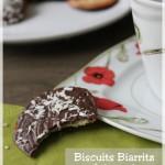 Biscuits Delacre maisons : les biarritz